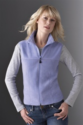 78006 Ladies North End Fleece Vest