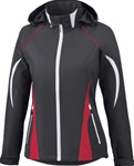 78644  North End Ladies Active Lite Color Block Jacket