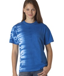 81B Gildan Tie-Dyes Youth One-Color Fusion Tee
