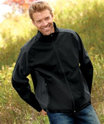 8275 UltraClub Adult Soft Shell Jacket
