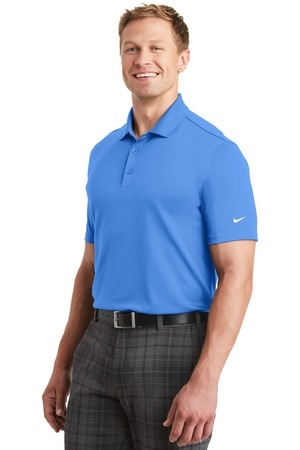 promo code 9e803 95132 Nike Golf Dri-FIT Victory Players Polo with Flat Knit Collar
