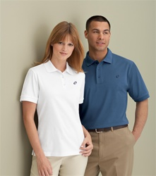 85101 Mens Edry Double Knit Polo Shirt