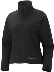 Custom Embroidered Marmot soft shell 8587
