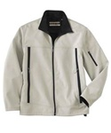 88099 North End MEN'S PERFORMANCE BRUSHED BACK SOFT SHELL JACKET