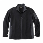 88123 MEN'S FULL-ZIP MICROFLEECE JACKET