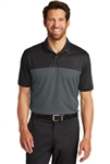 Customized Nike Dri-FIT Colorblock Micro Pique Polo
