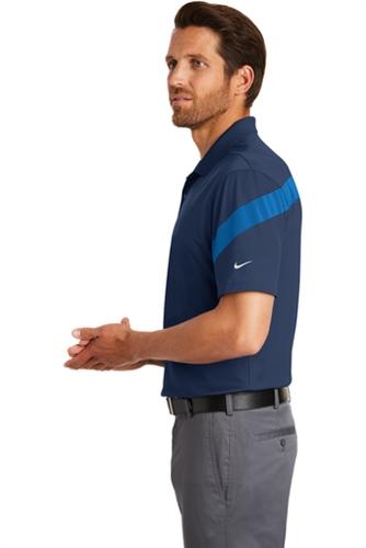 410b7f16 Customized Nike Golf Dri-FIT Commander Polo