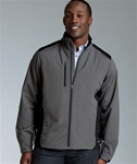 9317 Charles River Apparel Mens Axis Soft Shell Jacket