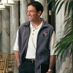 9503 Charles River Apparel Ridgeline Fleece Vest