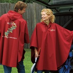 Charles River Apparel Poncho