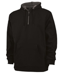 Charles River Tradesman Quarter Zip Sweatshirt