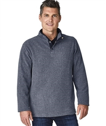 9825 Charles River Bayview Fleece Pullover