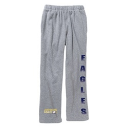 Embroidered or printed Charles River Apparel Sweatpants No minimum order, free logo setup and fast 4 day turnaround