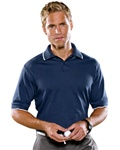 A88 Adidas Golf Men's ClimaLite Tour Jersey Short-Sleeve Polo