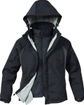 B-1W Stormtech Ladies EPSILON 3-IN-1 SOFT TECH SHELL