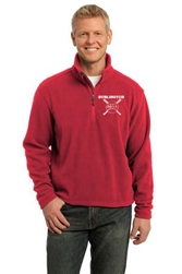 BBSA Logo Port Authority Value Fleece 1/4-Zip Pullover