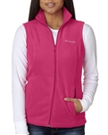 "Columbia Ladies Fern Creekâ""¢ Vest. Add custom embroidery"