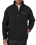 C6044 Columbia Men's Ascender Soft Shell custom logo