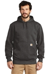 Customized Carhartt Rain Defender Paxton Heavyweight Hooded Sweatshirt