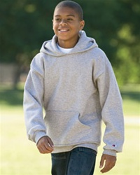 We can customize this youth sweatshirt with your custom embroidered or screen printed logo.