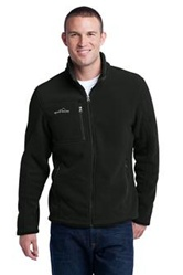 EB200 Eddie Bauer Full-Zip Fleece Jacket Add Logo