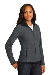 Custom EB223 Ladies full zip fleece