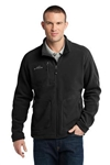 Eddie Bauer® - Mens Wind Resistant Full-Zip Fleece Jacket - EB230