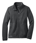 Eddie Bauer® - Ladies Wind Resistant Full-Zip Fleece Jacket - EB231