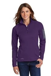 EB235 Eddie Bauer 1/2 Zip Performance Fleece Jacket