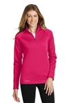 Eddie Bauer® 1/2-Zip Base Layer Ladies Fleece. EB237