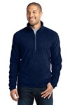 Embroidered F224 Port Authority Microfleece 1/2-Zip Pullover