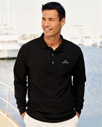 J4505L National Value Priced Solid Sport Shirt  Long Sleeve