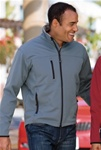 J790 Port Authority Glacier Soft Shell Jacket