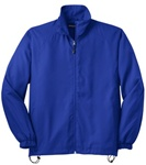 JST70 Sport-Tek Full-Zip Wind Jacket