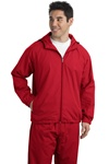 NEW  Sport-Tek® - Hooded Raglan Jacket. JST73