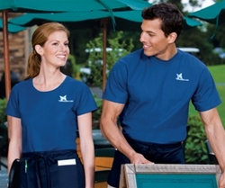 KP55 Custom Embroidered Port Authority Shirts and Polos