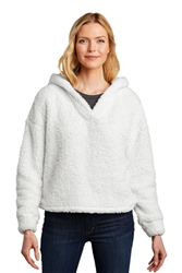 Port Authority® Ladies Cozy Fleece Hoodie