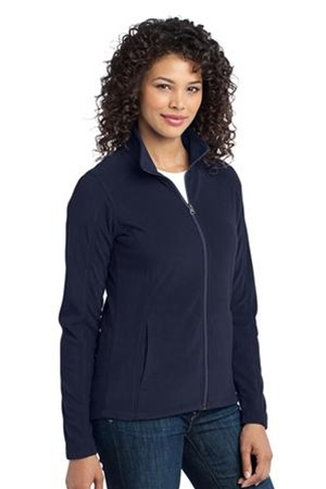L223 Port Authority Ladies Microfleece Jacket