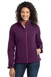 L316 Port Authority Ladies Traverse Soft Shell Jacket