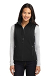 L325 Ladies Port Authority® Core Soft Shell Vest