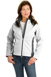 L794 Port Authority  Ladies Two-Tone Soft Shell Jacket