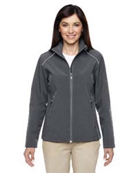 M780w Harriton Embroidery Soft Shell jacket