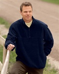 M980 Harriton 8 oz. Quarter-Zip Fleece Pullover