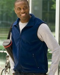 M985 Harriton 8 oz. Fleece Vest