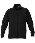 MQO00011 Clique Men's Tyrone Full-Zip Microfleece Jacket