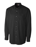 MQW00003 Clique Men's L/S Avesta Stain Resistant Twill