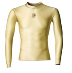 A4 Long Sleeve Compression Mock Turtle