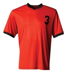 Adult A4 V-Neck Soccer Jerseys N3178