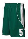 "A4 N5273 8"" Power Mesh Soccer Short"