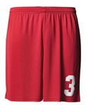 NB5244 A4 Adult Cooling Performance Soccer Shorts